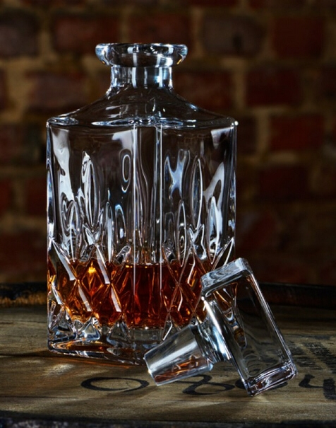 billig whisky karaffel